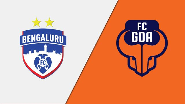 Bengaluru FC vs. FC Goa (Indian Super League) (Final)