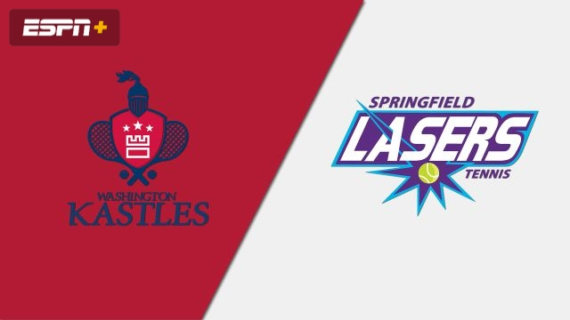 Washington Kastles vs. Springfield Lasers