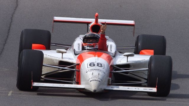 2001 Indy 500