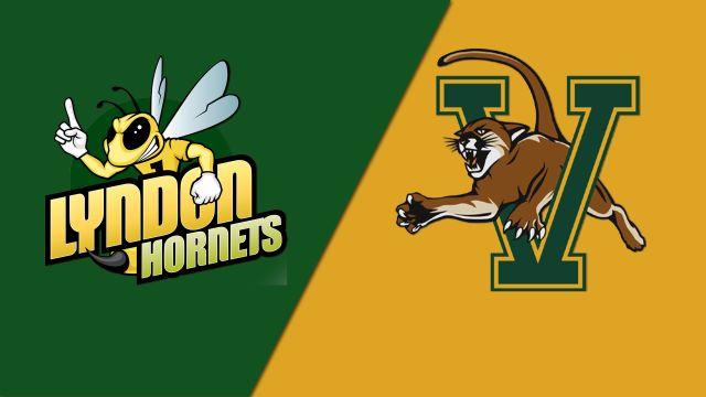 Lyndon State vs. Vermont (M Basketball)