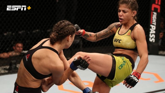 Mayra Bueno Silva vs. Maryna Moroz (UFC Fight Night: Lee vs. Oliveira)