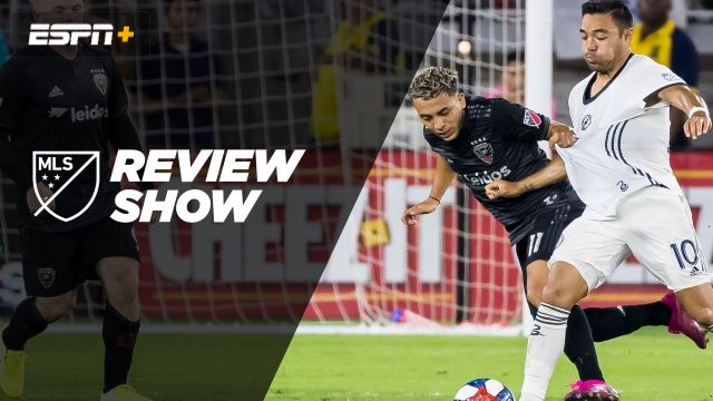 Mon, 8/12 - MLS Review: Late goal decides United vs. Galaxy