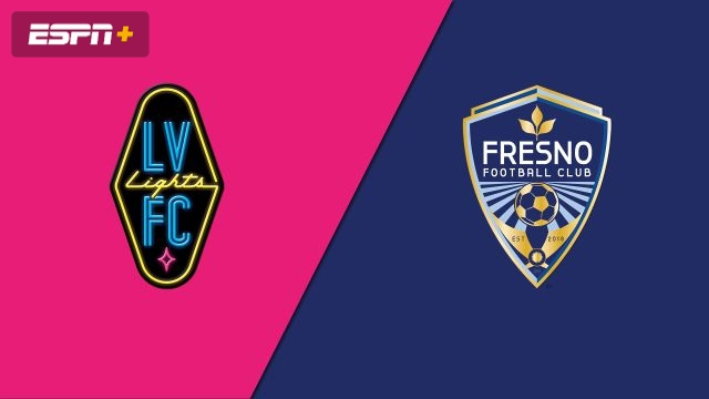 Las Vegas Lights FC vs. Fresno FC (USL Championship)