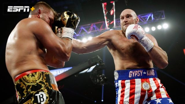 Tyson Fury vs. Tom Schwarz (Main Event)