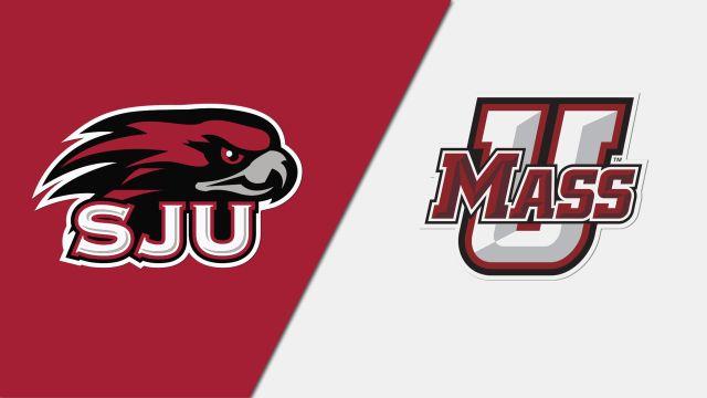 Saint Joseph's vs. UMass (M Basketball)