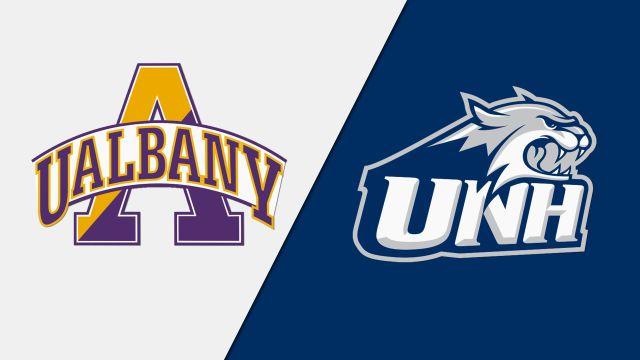 Albany vs. New Hampshire (W Volleyball)