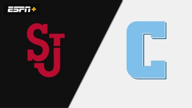 #19 St. John's vs. Columbia (M Soccer)