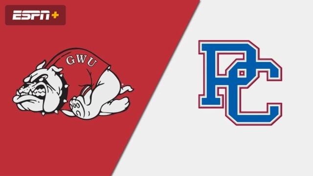 Gardner-Webb vs. Presbyterian (W Basketball)