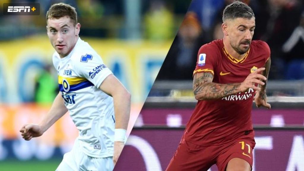 Parma vs. Roma (Round of 16) (Coppa Italia)