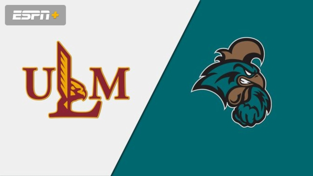 UL Monroe vs. Coastal Carolina (W Basketball)