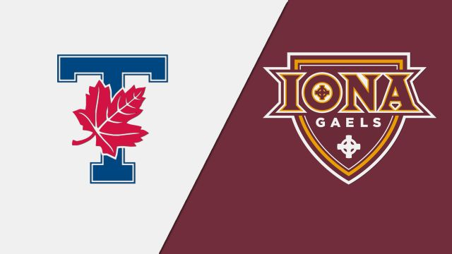 Toronto vs. Iona (M Water Polo)