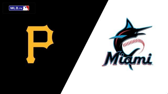 Pittsburgh Pirates vs. Miami Marlins