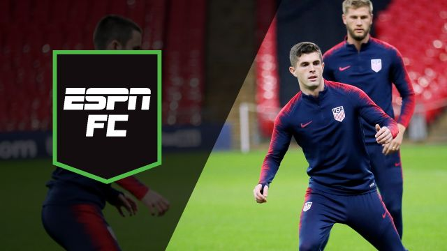 Wed, 11/14 - ESPN FC: Pulisic returns to USMNT