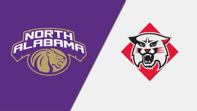 North Alabama vs. Davidson (Baseball)