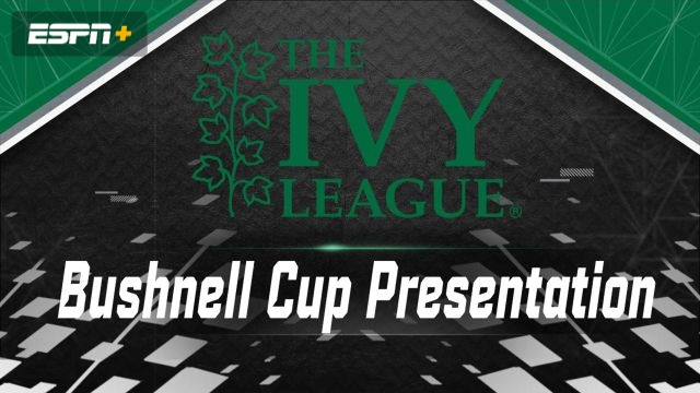 Ivy League's Asa S. Bushnell Cup Presentation