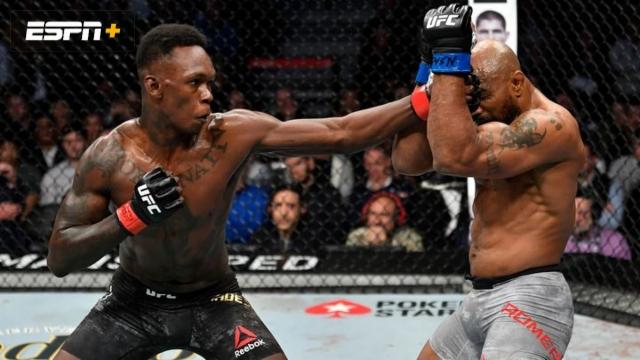 Israel Adesanya vs. Yoel Romero (UFC 248)