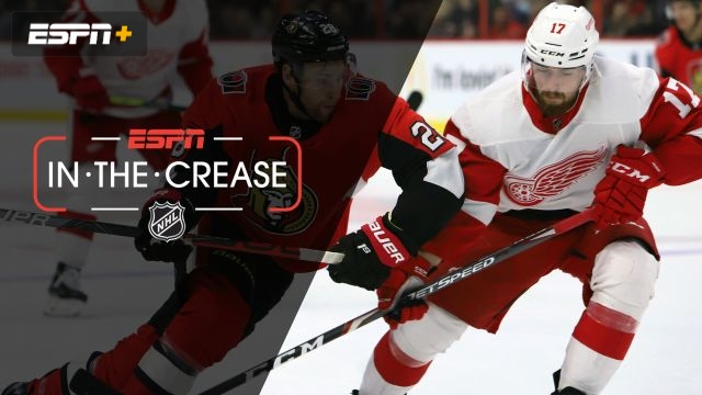 Thu, 10/24 - In the Crease: Red Wings look to end skid