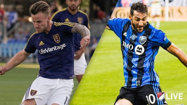 Real Salt Lake vs. Montreal Impact