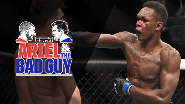 Wed, 4/17 - Ariel and the Bad Guy: Recapping UFC 236