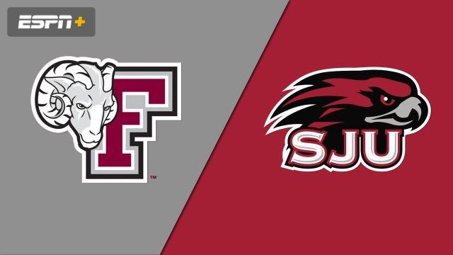 Fordham vs. Saint Joseph's (W Soccer)