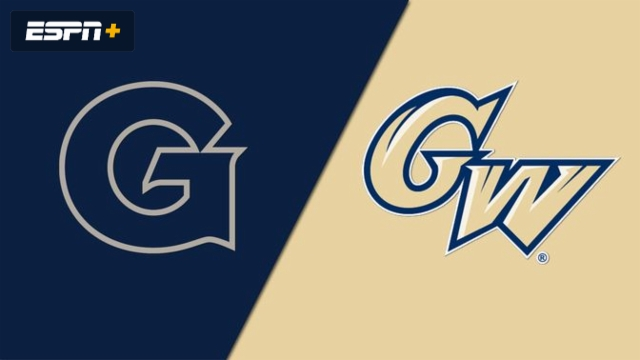 Georgetown vs. George Washington (Baseball)