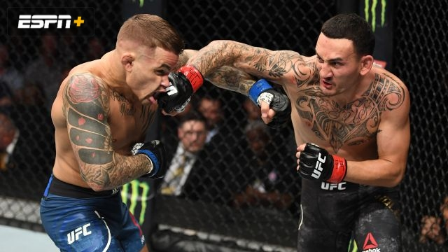 UFC 236: Holloway vs. Poirier 2 (Main Card)