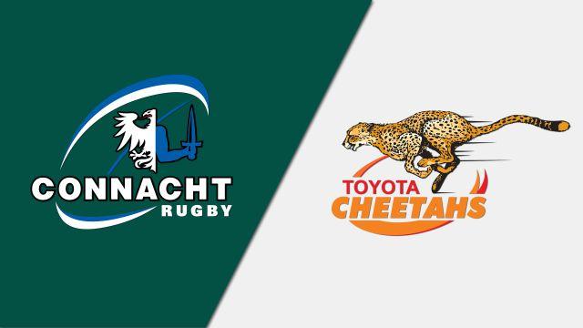 Connacht vs. Cheetahs (Guinness PRO14 Rugby)