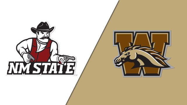 New Mexico State vs. Western Michigan (W Basketball)