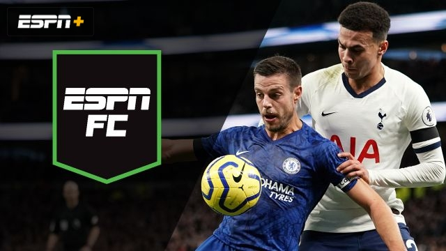 Sun, 12/22 - ESPN FC: Spurs try to gain on top 4
