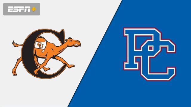 Campbell vs. Presbyterian (M Basketball)