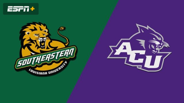 Southeastern Louisiana vs. Abilene Christian (M Basketball)