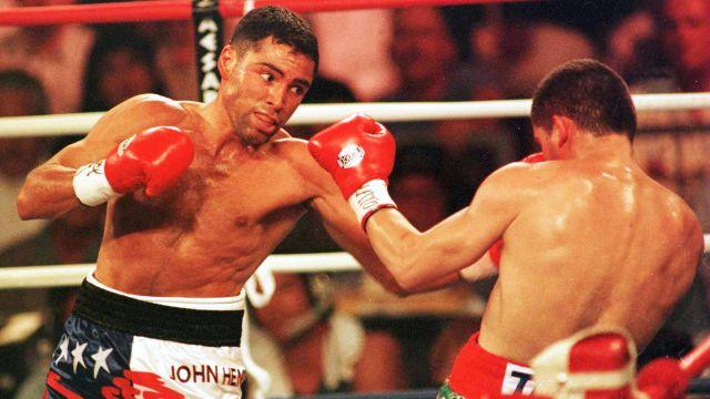 De La Hoya vs Chavez I