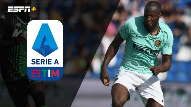 Sun, 10/20 - Serie A Weekly Highlight Show: Busy week for the frontrunners