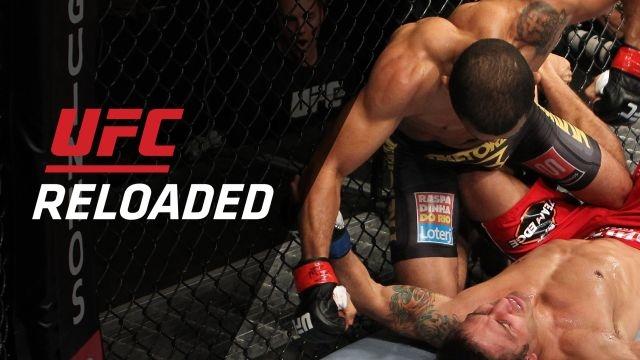 UFC 142: Aldo vs. Mendes 1
