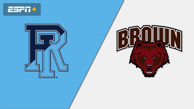 Rhode Island vs. Brown (M Soccer)