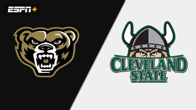 Oakland vs. Cleveland State (W Basketball)