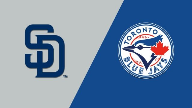 San Diego Padres vs. Toronto Blue Jays