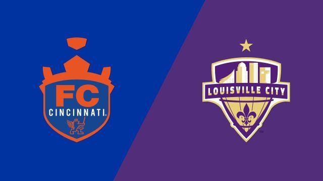 FC Cincinnati vs. Louisville City FC