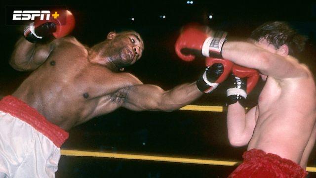 Tyson vs Zouski