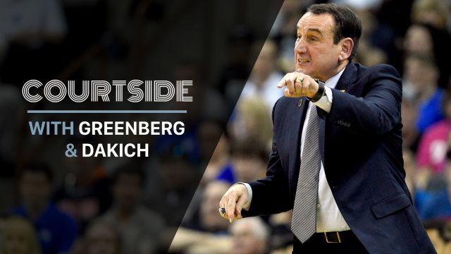 Courtside with Greenberg & Dakich