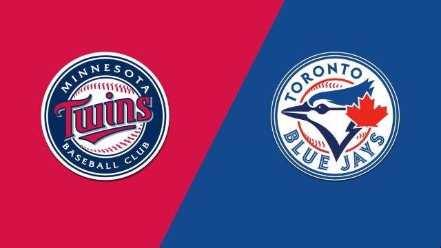 Minnesota Twins vs. Toronto Blue Jays