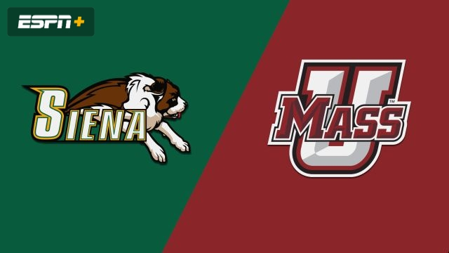 Siena vs. UMass (W Basketball)