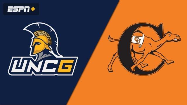 UNC Greensboro vs. Campbell (W Soccer)