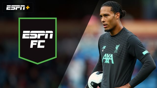 Wed, 9/11 - ESPN FC: Is Van Dijk the best CB ever?