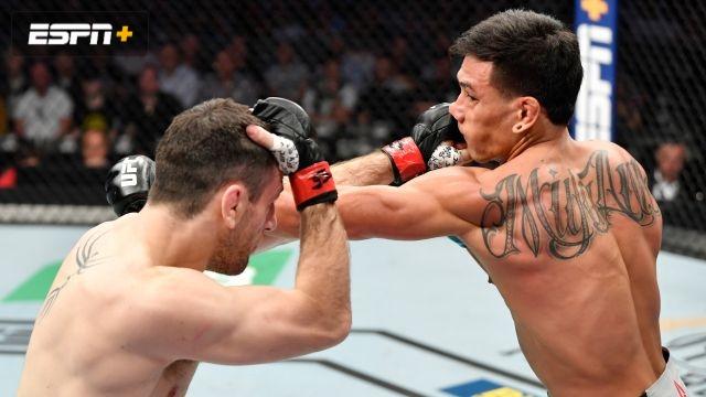 Callan Potter vs. Maki Pitolo (UFC 243)