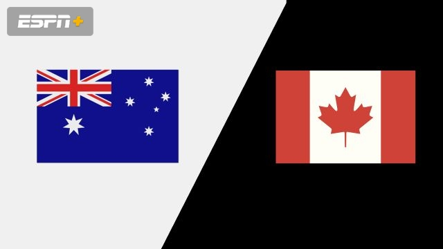 Australia vs. Canada (Group Phase)