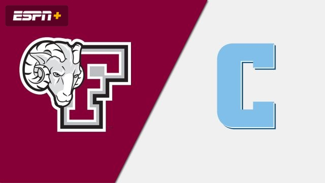 Fordham vs. Columbia (W Basketball)