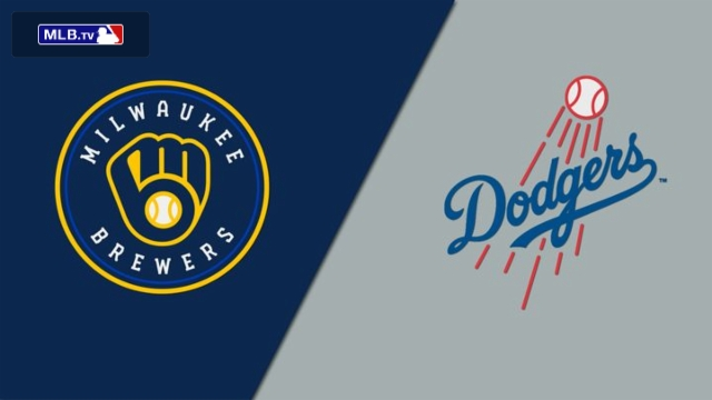 Milwaukee Brewers vs. Los Angeles Dodgers