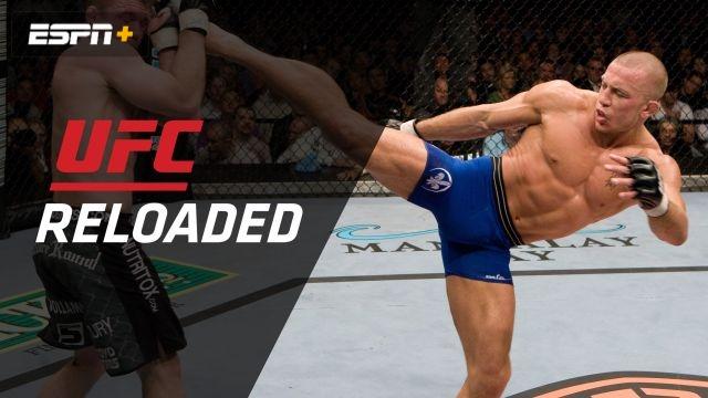 UFC 79: Georges St-Pierre vs. Matt Hughes 3
