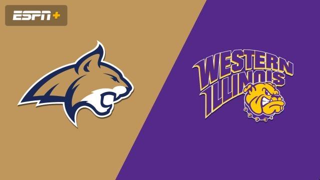 Montana State vs. Western Illinois (Football)